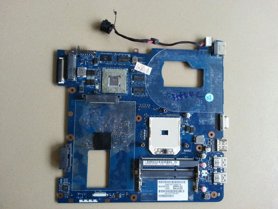 KEFU LA-8861P материнская плата для ноутбука Samsung NP350V5C оригинальная материнская плата