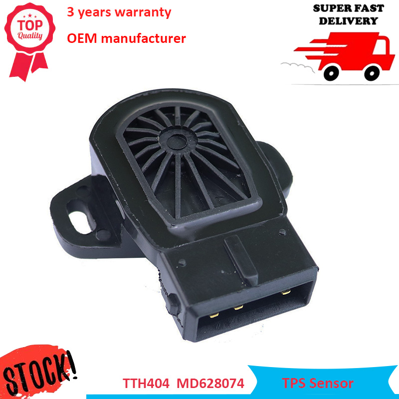 OEM MD628074 TH404 Throttle Position Sensor TPS Sensor For Mitsubishi Lancer Outlander Pajero 5S5377, TPS4183, 550515, J5645001