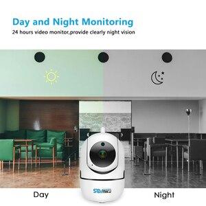 Image 5 - HD 1080P Cloud IP Camera WiFi Wireless Home Security Camera  Two Way Audio Surveillance CCTV Network Pet Camera Baby Monitor