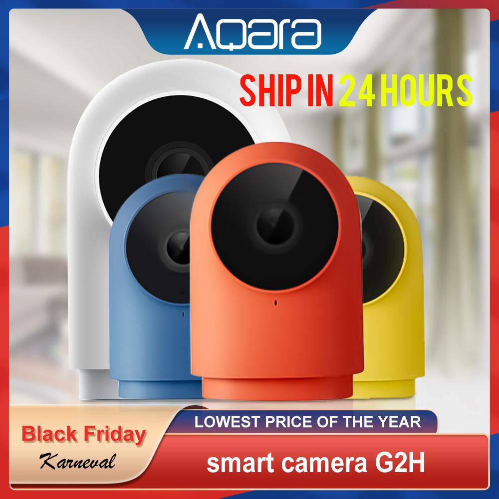 Aqara G2H smart camera zigbee 1080P HD Gateway Edition Night Vision Mobile For Apple Homekit APP Zigbee Home Security