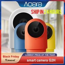 Aqara g2h câmera inteligente zigbee 1080p hd gateway edição visão noturna móvel para apple homekit app zigbee segurança em casa