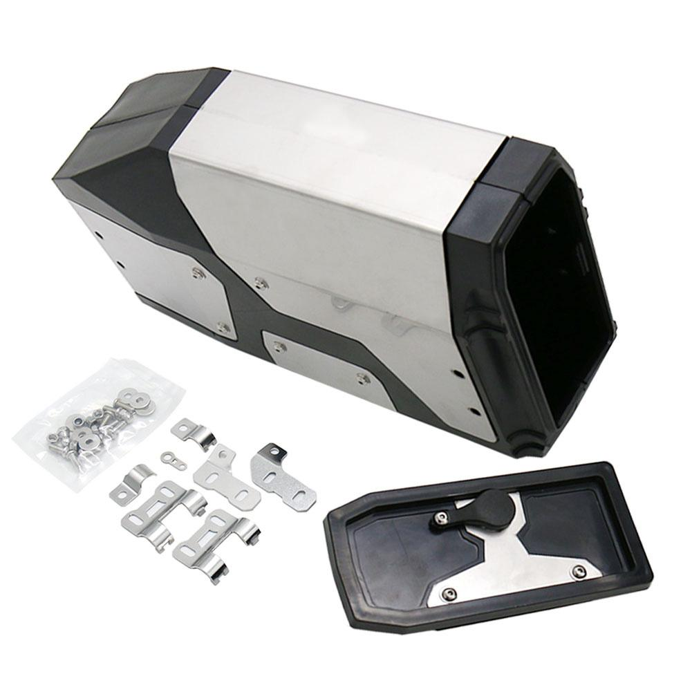 Left Motorcycle Tool Box For R1250GS R1200GS LC Adventure 2002 2008 2018 Motorcycle Accessories Motorcycle Box Car Accessories