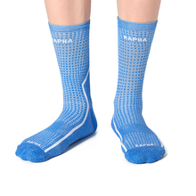 Мужские высококачественные профессиональные брендовые дышащие спортивные носки дорожные велосипедные носки для спорта на открытом воздухе гоночные велосипедные носки