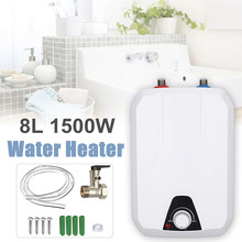 Wisee-hot sales Portable 8L/min Electric Instant Hot Water Heater
