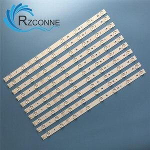 Image 1 - LED Backlight strip 8 lamp for 48C6 LS48H310G  LE48G520N LED48D08 ZC21AG 01 LE48D8 03(D)  A 30348008220 LE48B510F LSC480HN10