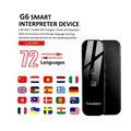 G6 умный речевой переводчик Translaty MUAMA Enence умный мгновенный речевой переводчик языков