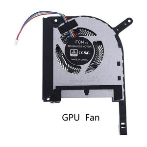 CPU GPU Cooling Fan Replacement for strix TUF 6 FX505 FX505G FX505GE FX505GD K9FC