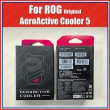 Zs673ks aeroactive cooler 5 ventilador de refrigeração para asus rog telefone 5 acessórios originais extra botões físicos