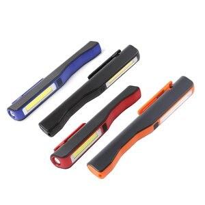 Lumière de travail portative Rechargeable dusb dépi avec le stylo daimant torche de travail de LED réparant la lampe de travail de lampe-torche de secours