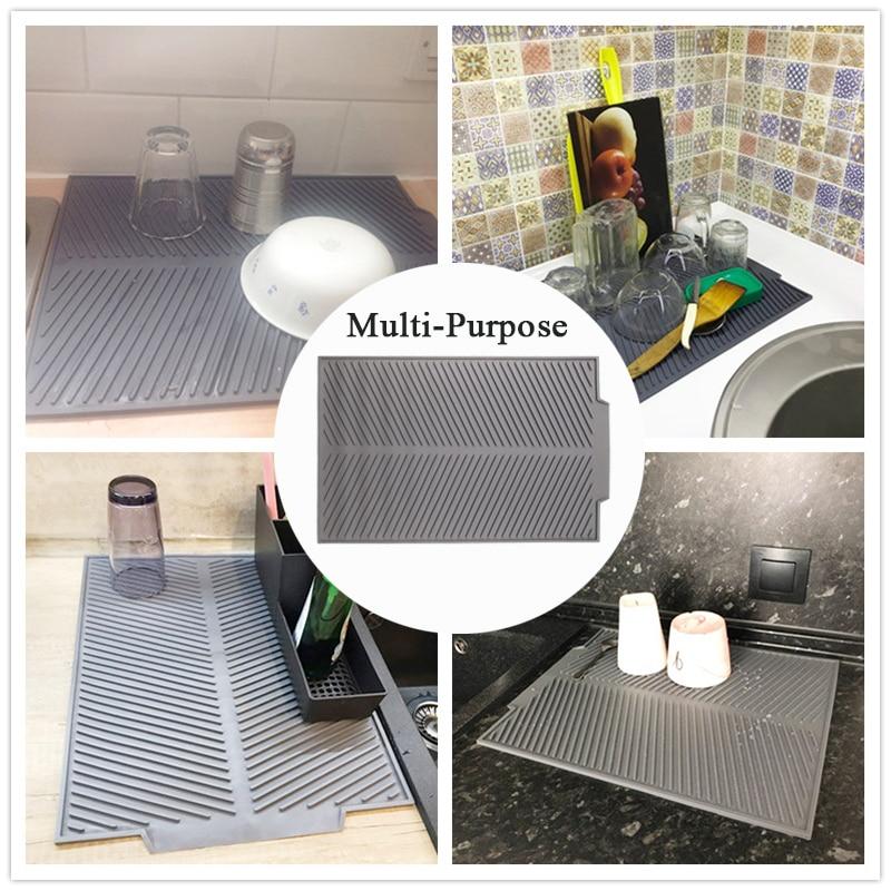 silicone dish drying mat 02