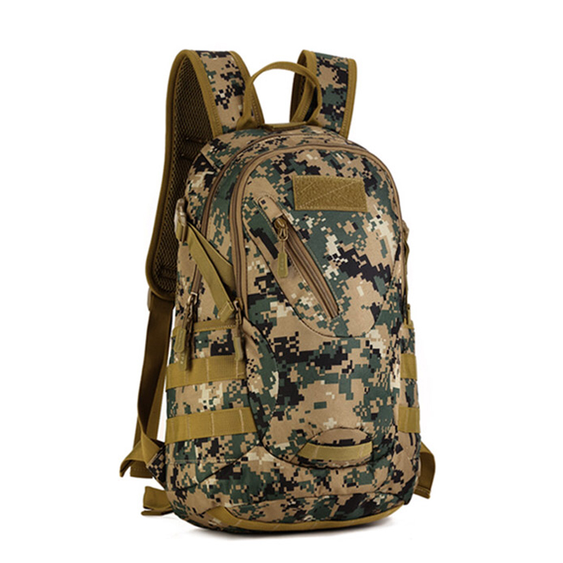 Tactical Backpack 20 Liters Small Backpack Men And Women Military Backpack Outdoor Travel Hiking Camping Hiking Backpack