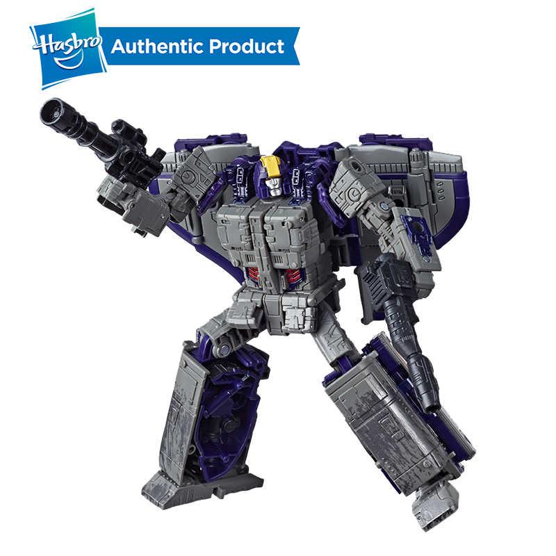 Hasbro 변압기 완구 세대 Cybertron Siege 리더 클래스 WFC-S51 Astrotrain 트리플 체인저 액션 피규어