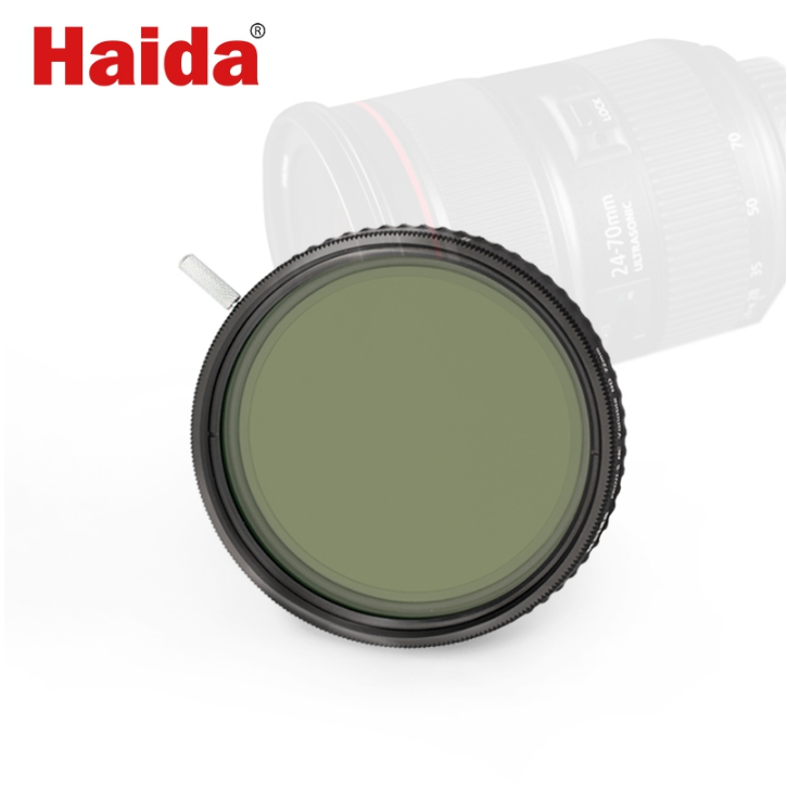 62mm Haida Ultra Slim Nano Pro MC ND 0.9 8X