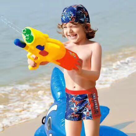 Sorbet BOY'S Swimsuit South Korea-Style KID'S Swimwear Swimming Trunks Swimming Cap BOY'S Swimming Trunks 5833