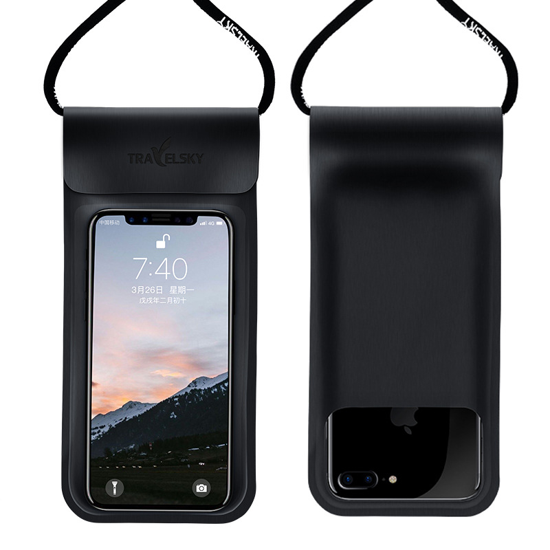 Waterproof Phone Case Cover Touchscreen Cellphone Dry Diving Bag Swim Pouch With Neck Bag Strap For IPhone Xiaomi Meizu Samsung