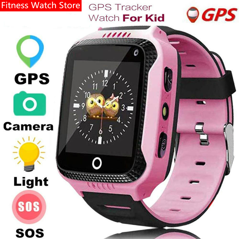 2019 Q529 Anti Lost <font><b>GPS</b></font> Smart Watch Baby Watch With Camera for Apple Android Phone Smart kids Watch for Children pk <font><b>q90</b></font> q528 q02 image