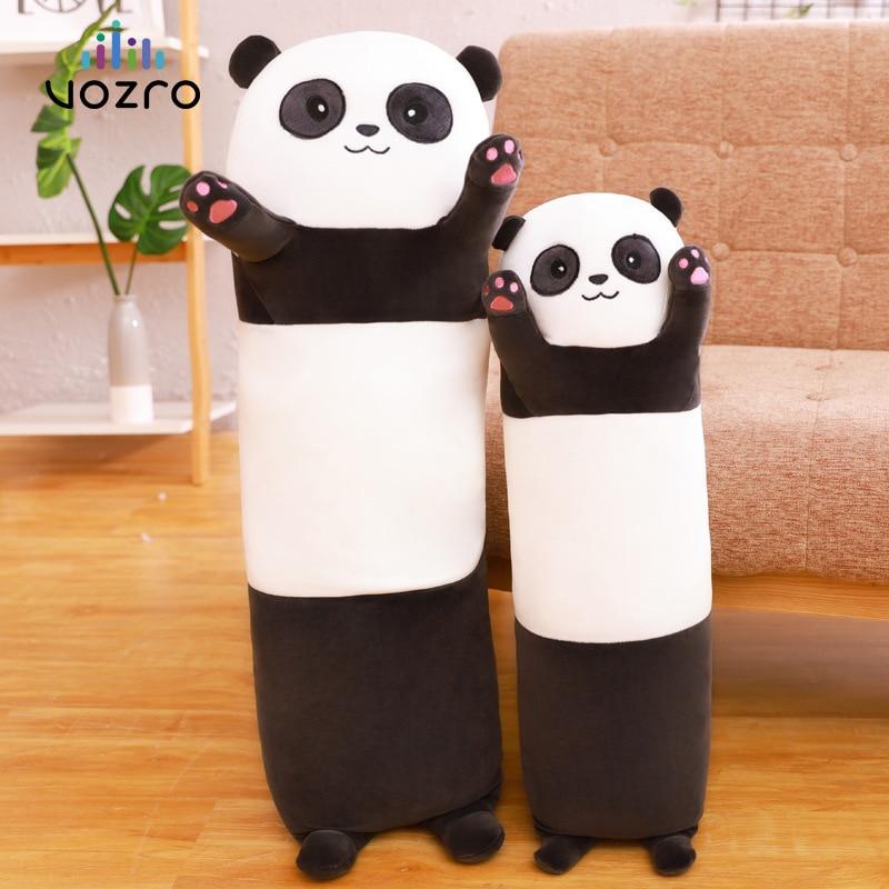 Vozro desenhos animados panda coussin bate-papo enfant cojines decorativos almofada almofadas para sofá decorativo lance travesseiros overwatch gato