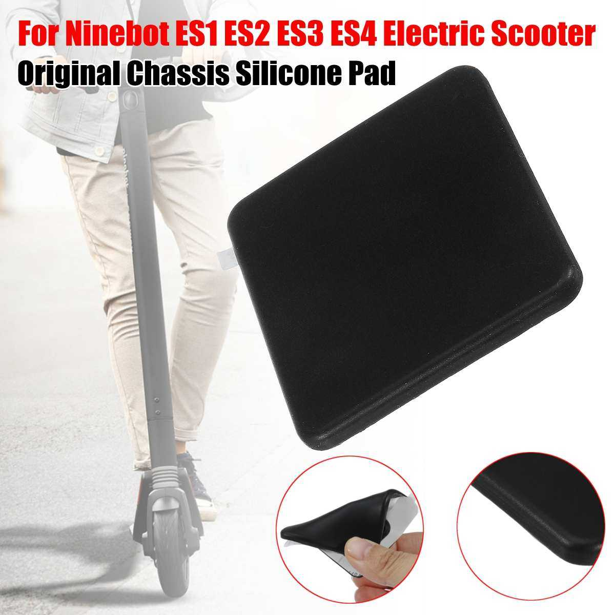 Chassis Silicone Pad Replacement for Ninebot ES1ES2 ES3 ES4 Electric Scooter New