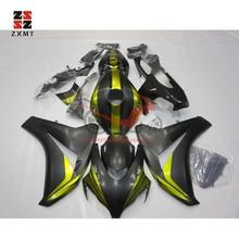 цена на ZXMT ABS Injection Molded Fairing Kit For Honda CBR1000RR 2008-2011 Bodywork Tank Cover Seat Cowl Orange Red Green Yellow Black