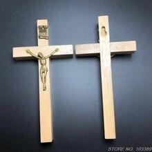 Горячая религиозный деревянный крест/религиозный крест, деревянный крест специальное предложение