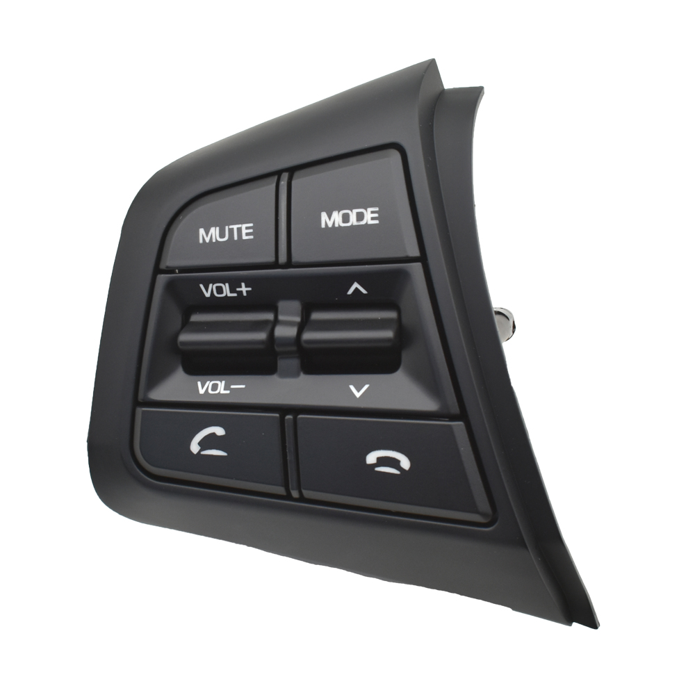 Image 3 - for Hyundai creta IX25 1.6L left Steering wheel button switch volume control button Bluetooth phone with wire and cable-in Car Switches & Relays from Automobiles & Motorcycles