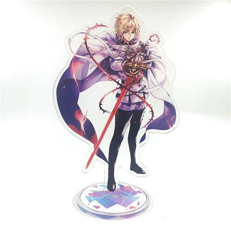 Seraph of the end Mikaela Hyakuya Acrylic Stand Figure