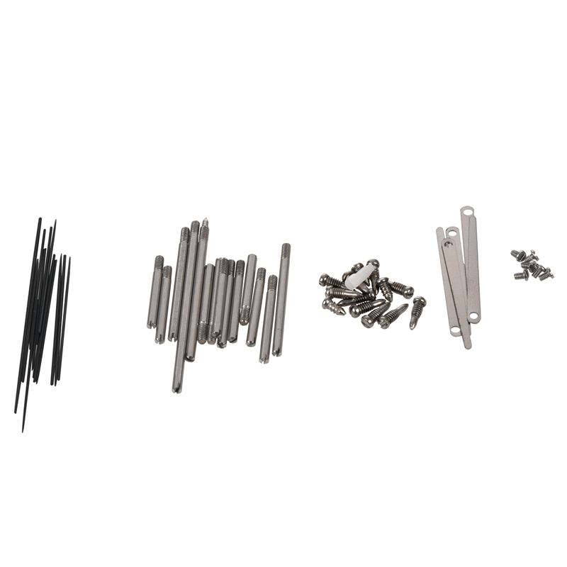 54pcs/set Clarinet Maintenance Tools Screws Springs Repair Parts Instrument Replacement Kit