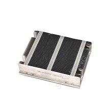 Procesador con refrigeración para CPU pasivo 1U, disipador térmico SNK-P0047PS para LGA 2011 (tipo estrecho)