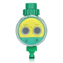 Automatic Garden Irrigation Controller Digital LCD Electronic Programmable Valve Hose Water Timer Waterproof Automatic On Off