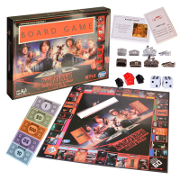 Stranger Things Board Game Gameboard Movie Cards Entertainment Gift Gathering Board Games Party Games Family Board Game