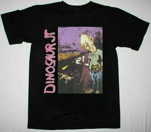 New Indie Band 1993 Dinosaur Jr Black Unisex Cotton T Shirt S 3Xl