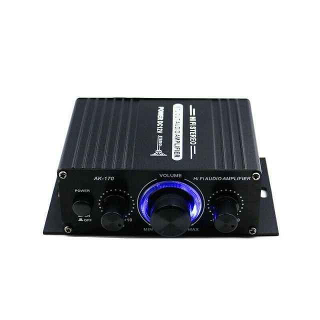 400W bluetooth HiFi Power Amplifier  2