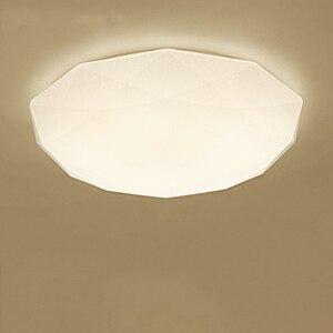 Image 4 - Plafonnier en forme de diamant, éclairage de plafond, luminaire de plafond, idéal pour un couloir, un salon, une cuisine, une chambre à coucher, LED
