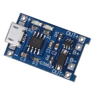 Image 3 - 5 個 TP4056 5V 1A マイクロ USB 18650 リチウム電池の充電ボード充電器モジュール保護 arduino の diy キット送料無料