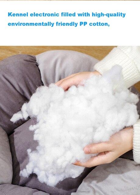 Cozy Pup Puppy Bed %100 Snuggly Cozy & Warm 3