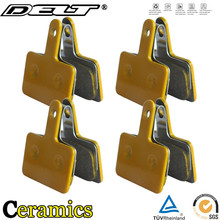 4 Pair Ceramics Bicycle Disc Brake Pad For SHIMANO Orion / Auriga Pro M375 M395 486 485 475 446 515 445 525 Accessories