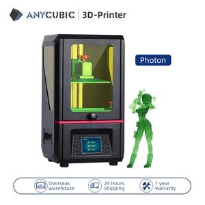 Image 2 - Anycubic光子sla 3Dプリンタプラスサイズ2タッチスクリーンクイックスライス液晶uv樹脂プリンタstampante 3d impresora 3d impressora