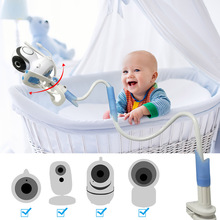 IMPORX Universal Flexible Baby Video Monitor Camera Mount Stand Phone Holder Lazy Bracket Shelf For Baby Camera 75CM/85CM/95CM