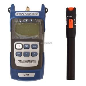 Image 2 - Handheld Fiber Optical Power Meter und Visual Fault Locator 1mw 10mw 20mw 30mw