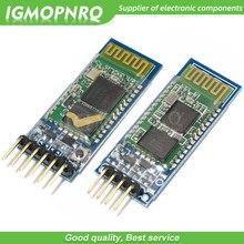 HC-05 HC05 Wireless Module For rduino Serial 6 Pin Bluetooth / HC-06 4 Pin RF Receiver Transceiver Module RS232 Master Slave