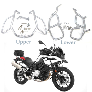 For BMW F750GS F850GS F 750 850 GS 2018 2019 Motorcycle Engine Guard Crash Tank Bar Bumper Upper Lower Fairing Frame Protector(China)