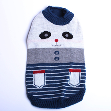 Cat Sweater Jacket Knited Outfit Pet-Puppy-Coat Winter Warm Dog Hoodie Apparel Clearance