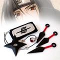 1/1 Косплей Аниме пластиковая игрушка Narutos Itachi Shuriken Ниндзя Звезды Akatsuki оружие реквизит оружие для взрослых коллекционные подарки
