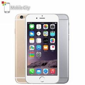 "Original Apple iPhone 6 IOS Smartphone Dual Core 4.7"" 1GB RAM 16/64/128GB ROM 8.0MP Fingerprint 4G LTE Unlocked Mobile Phone(China)"
