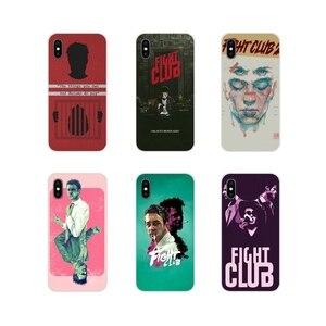 Cartaz do filme do clube da luta para samsung galaxy j1 j2 j3 j4 j5 j6 j7 j8 plus 2018 prime 2015 2016 2017 acessórios capas de telefone