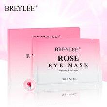 New breylee Rose Eye Mask (pink) non bpom hyaluronic acid eye mask blue non bpom korean skin care bioaqua anti aging collagen da