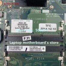 Ju pin yuan 782622 001 782622 501 782622 601 dla HP 17 F serii laptop płyta główna DAY11AMB6E0 z I5 5200 100% w pełni przetestowane