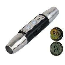 Фонарик с четырьмя фонарями и USB зарядкой