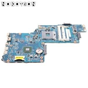 Image 3 - NOKOTION H000052590 Toshiba Satellite C850 L850 Laptop anakart 15.6 HM76 HD4000 DDR3 desteği i3 i5 i7