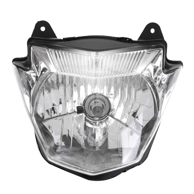 Motorcycle Front Head Light For Yamaha Ybr 125 Headlight Motorbike Parts Motor Light Assembly